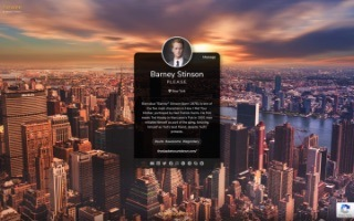 Example Business Card - Barney