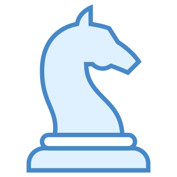 Knight chess piece