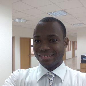 Alexander D Agboada - Full stack Python Developer